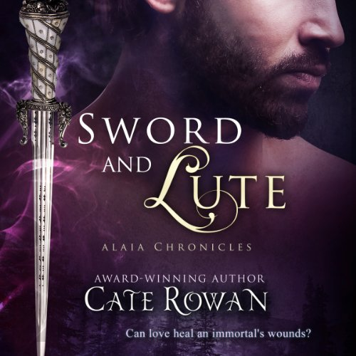 Sword and Lute audiobook cover art