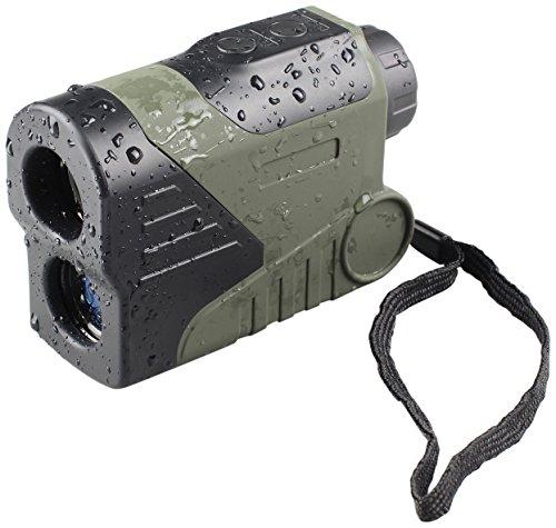 Luna Optics 1000m Laser Rangefinder Plus Speed Meter