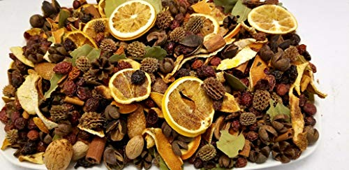 Little Valley Potpourri (Sweet Orange) Large 8 Cup Bag - Wonderful Potpourri That is Great for Anytime of The Year