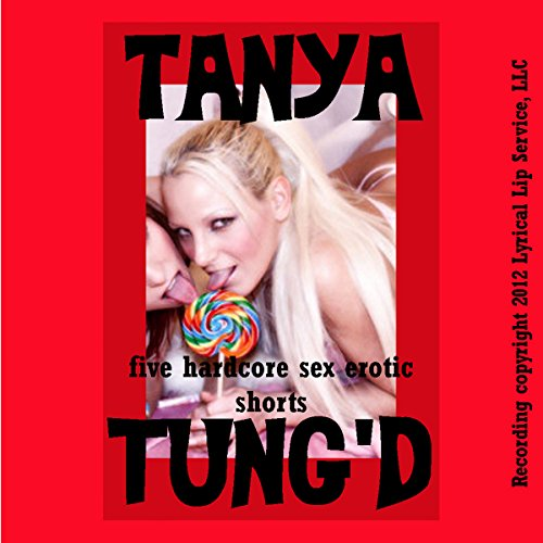 Tanya Tung'd cover art