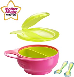 Best baby divided bowl with lid Reviews