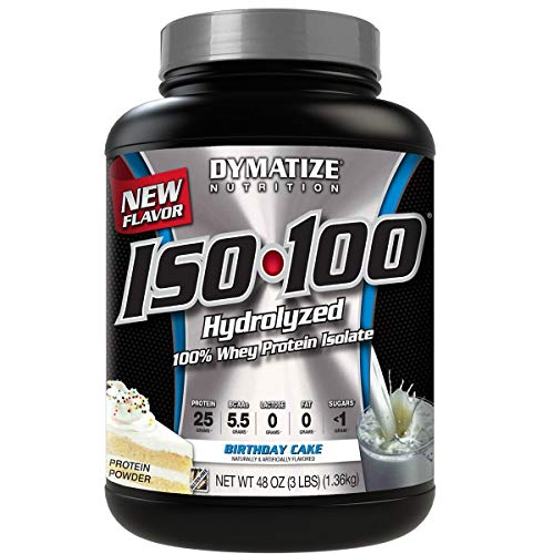 Dymatize ISO 100 Whey Protein Powder