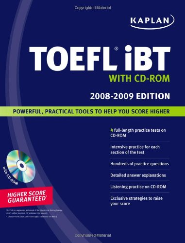 Inside The Toefl Ibt Strategies And Practice To Help You Score Higher