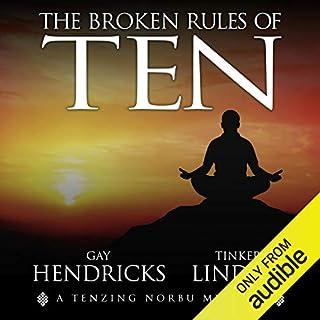 The Broken Rules of Ten audiobook cover art