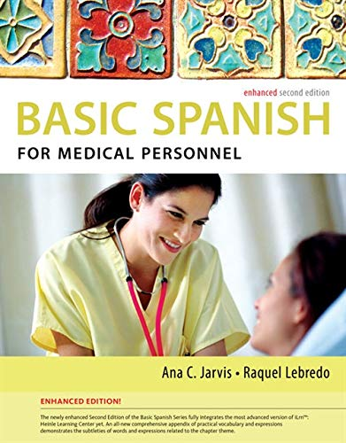 Compare Textbook Prices for Basic Spanish for Medical Personnel, Enhanced 2 Edition ISBN 9781285052182 by Ana C. Jarvis,Raquel Lebredo