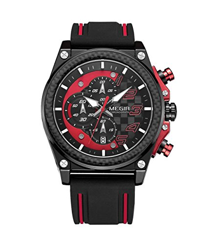 Megir -  -Armbanduhr- 2051