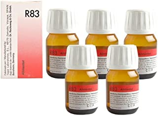 Dr.Reckeweg Germany R83 Food Allergy Drops Pack Of 5