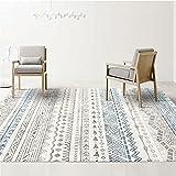 Salón moderno alfombras (200 x 300 cm) dormitorio juvenil alfombra moderna pelo corto sala de grandes cuadros de cama dimensiones (alfombra D55)