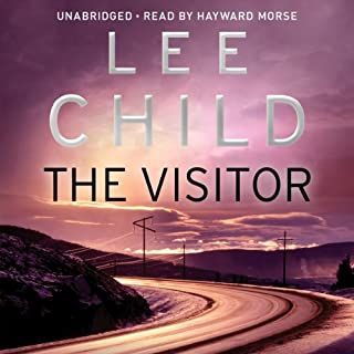 The Visitor     Jack Reacher 4              By:                                                                                                                                 Lee Child                               Narrated by:                                                                                                                                 Hayward Morse                      Length: 14 hrs and 7 mins     1,111 ratings     Overall 4.2