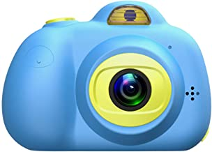 2020 Children's Day Gift is Suitable for 3-10 Year Old Children's Camera 1080P high-Definition Digital Dual Camera, 2 inch...