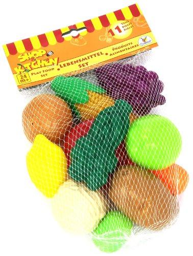 Toy The Company 12594 – de Fruits et légumes Lot de 2 Assortis