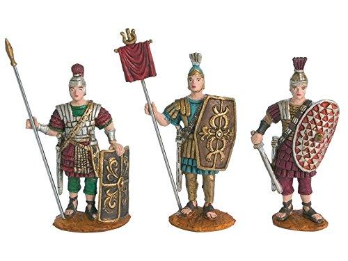 OLIVER Caja 3 Romanos 8 cm Durexina