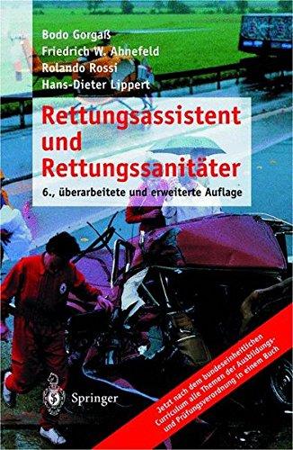 Rettungsassistent und Rettungssanitäter