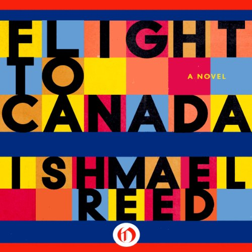 Flight to Canada audiobook cover art