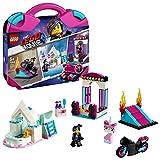 LEGO La LEGO Película 2 - Caja de Constructora de Lucy, divertido juguete de construcción con moto y rampa para saltos (70833)