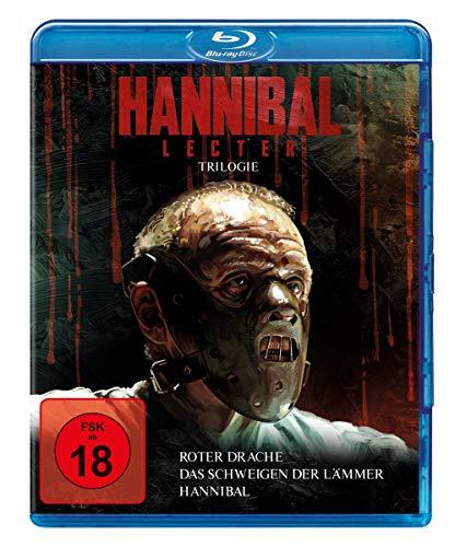 Hannibal Lecter Trilogie [Blu-ray]