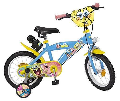 Bob Esponja- Bicicleta 14