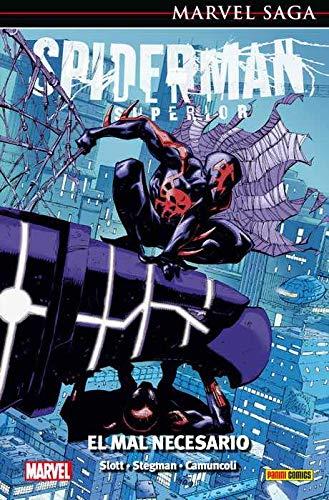 El asombroso Spiderman 42. El mal necesario