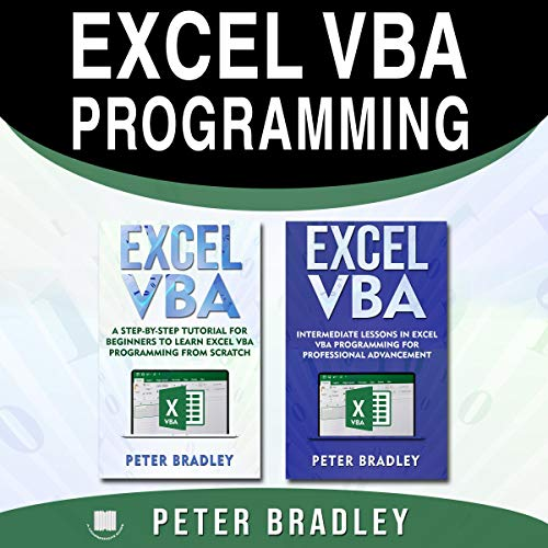 Excel VBA Programming audiobook cover art