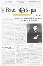 Raskar Kapac nº17 - Gazette artistique et inflammable