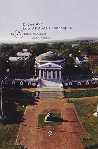 Drone Art: Low Altitude Landscapes