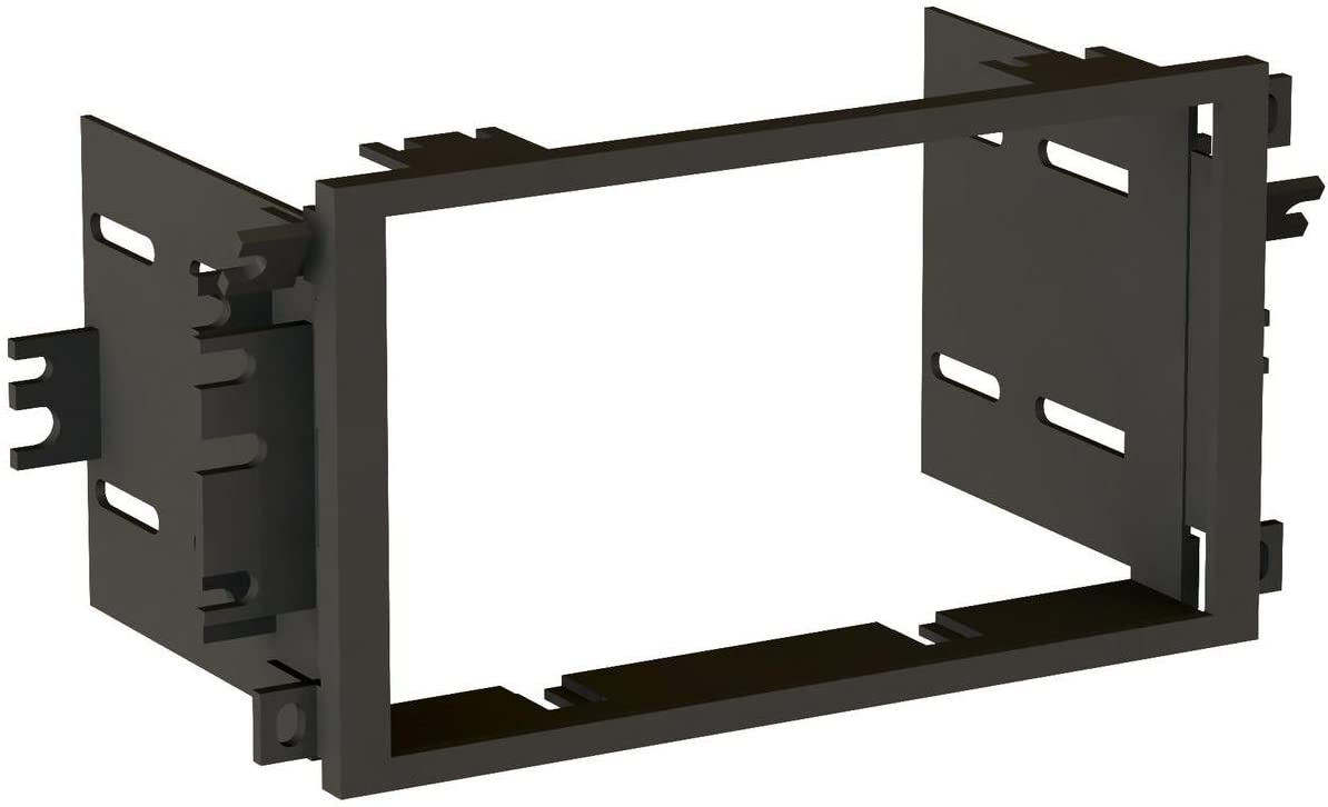 SCOSCHE GM1590DDB Double DIN Dash Kit for 1992-Up GM  Select 19