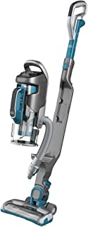 Black+Decker 18V 2.5Ah Li-Ion 2-in-1 Cordless MultiPower Pro Multi Vacuum Cleaner with 3-in-1 Multitool Accessory , Blue/T...