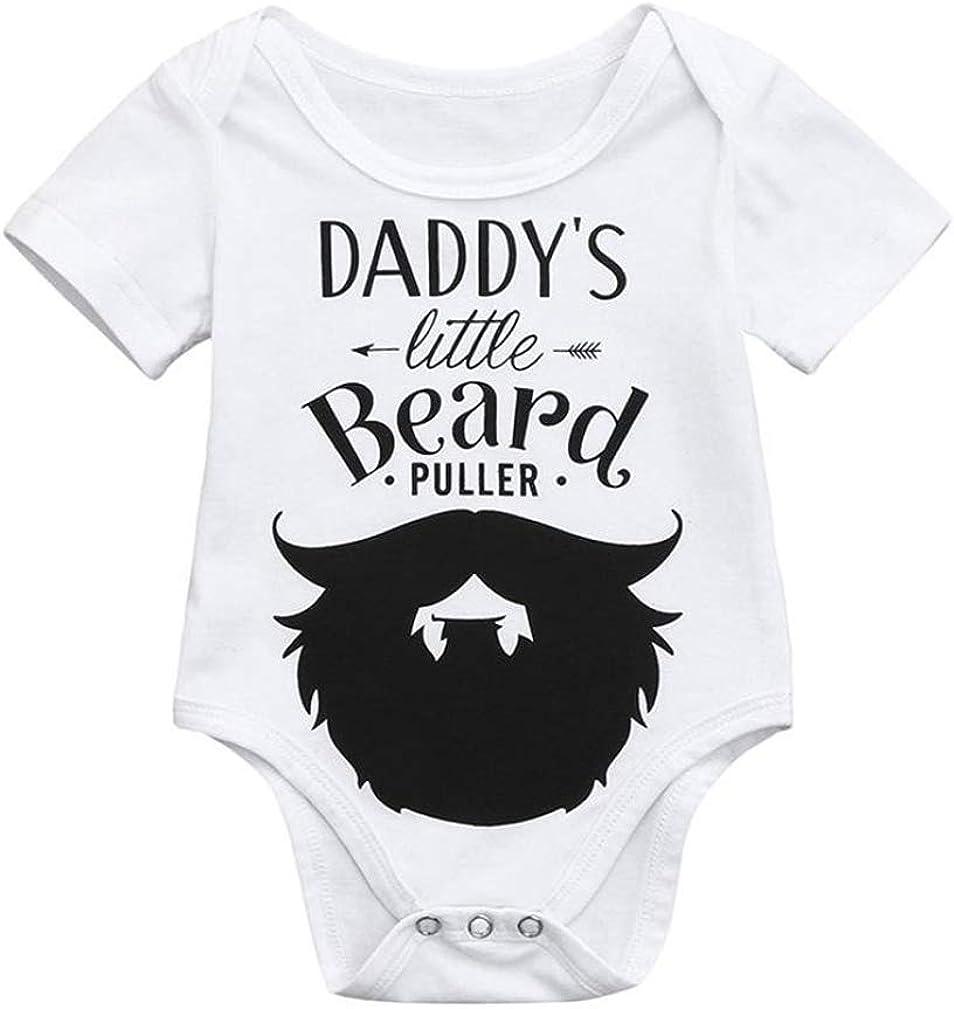 Cute Newborn Baby Girls Quantity limited Boys Sleeve Toddle Rare Romper Short Bodysuit