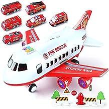 CNmuca 18 unidades/conjunto Simulação de brinquedos para crianças Brinquedos de modelo de avião grande Liga Brinquedos de ...