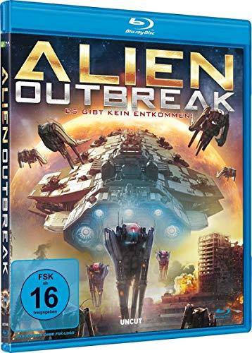 Alien Outbreak [Blu-ray]