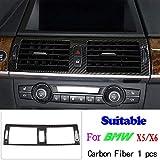 Accesorios Para Automóviles Estilo De Fibra De Carbono Para BMW X5 X6 E70 E71 2008-2013 ABS Coche Interior Decoración De La Decoración Tapa De Marco De La Cubierta Pegatina De Ajuste interiores