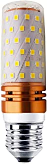 Maíz bombilla E27 LED 16W, 3000K Blanco cálido LED Bombillas, 160W Incandescente Bombillas Equivalentes, Candelabro E27 Bombillas, 1600lm, Edison Tornillo Bombillas LED, 1-pack