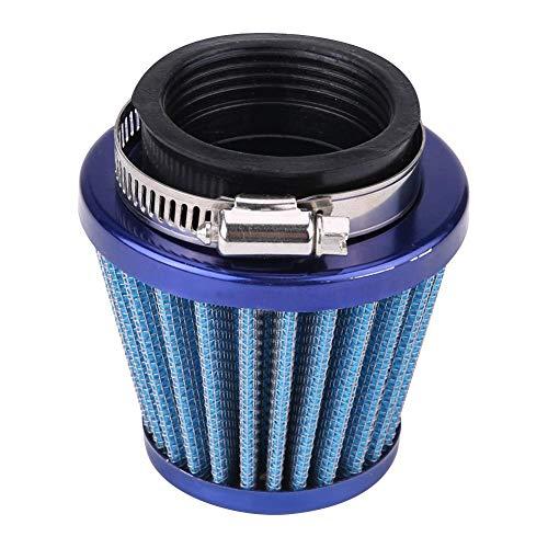 Kart Luftfilter,Keenso 44mm Motorrad Luftfilter für Gy6 150cc ATV Quad 4 Wheeler Go Kart Buggy Roller Moped