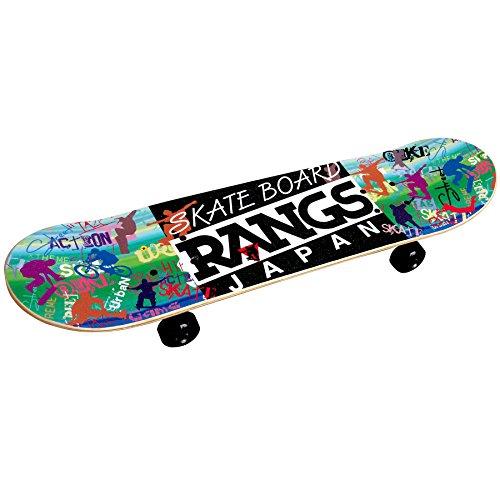 ラングスジャパン(RANGS) ラングスR1スケートボード ホワイト