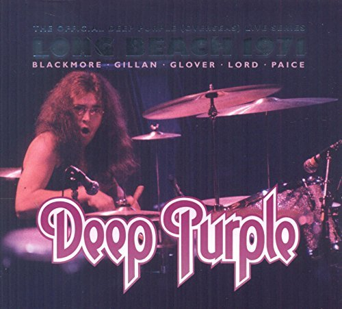 Long Beach 1971 by Deep Purple