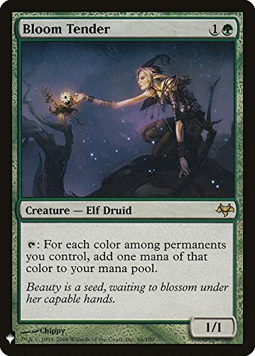 Magic: The Gathering - Bloom Tender - Mystery Booster - Eventide