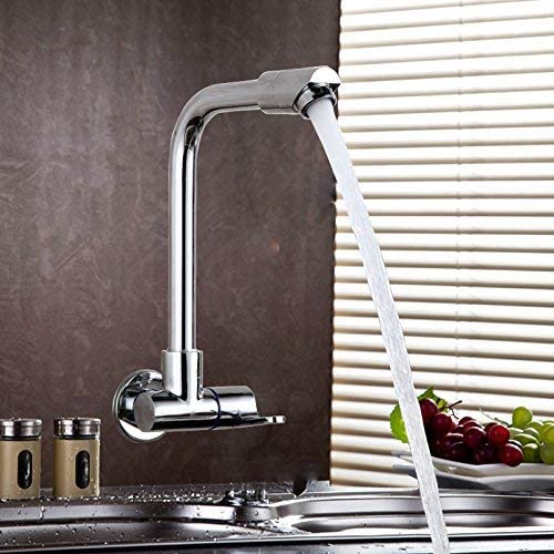 XUXUWA Don't miss the campaign Faucets The Copper Limited price sale Into Leading Wall A