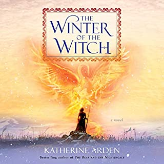 The Winter of the Witch     A Novel              Written by:                                                                                                                                 Katherine Arden                               Narrated by:                                                                                                                                 Kathleen Gati                      Length: 14 hrs     23 ratings     Overall 4.7