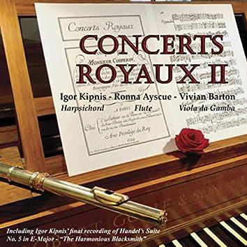 Concerts Royaux II (Live)