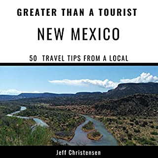 New Mexico USA - Greater than a Tourist cover art