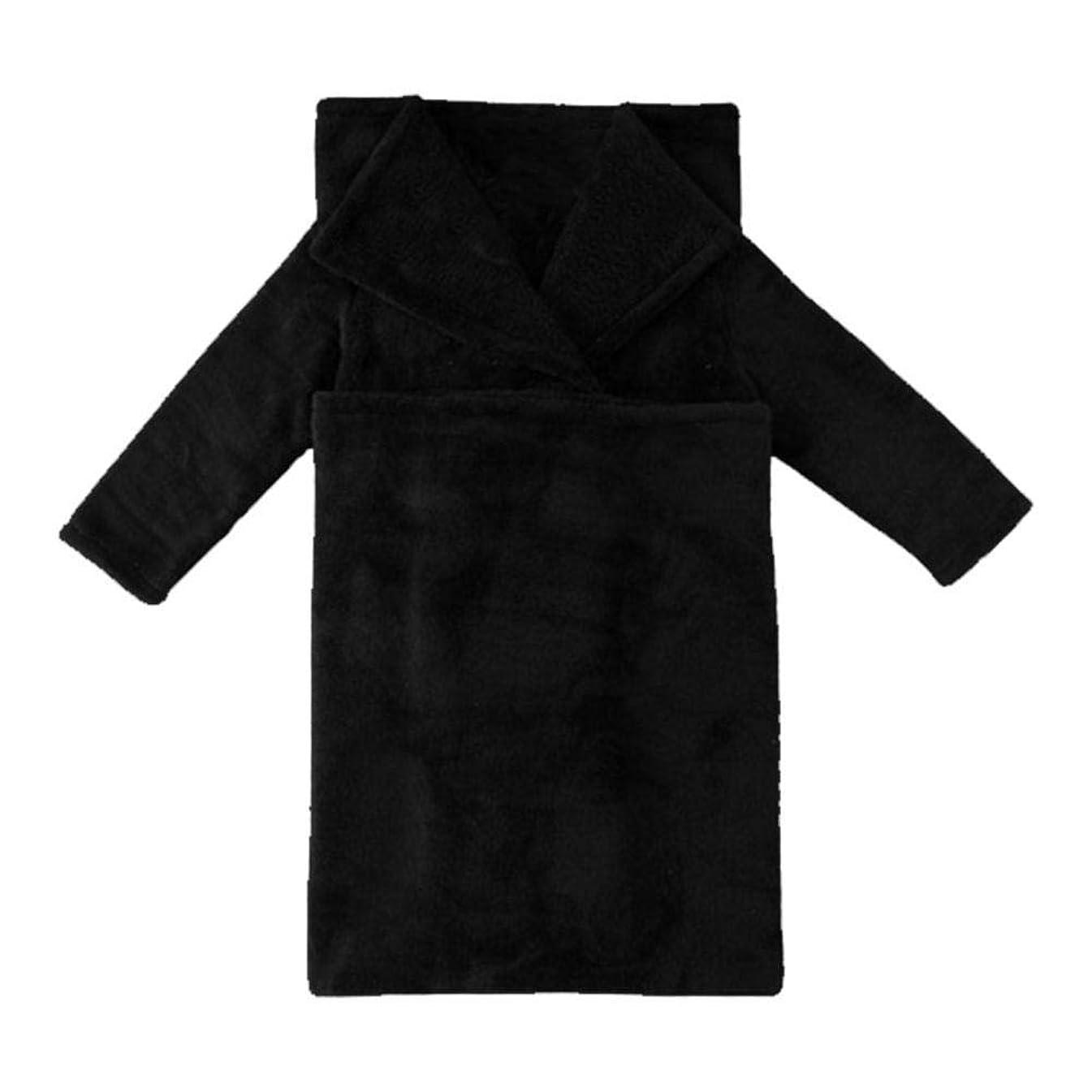 みなさん行商人蘇生するshopparadise 着る毛布 あったか ルームウェア ブランケット 袖付き毛布 着るブランケット防寒 冬の寒さ 足先の冷えや節電対策に!男女兼用 着丈 180cm/200cm