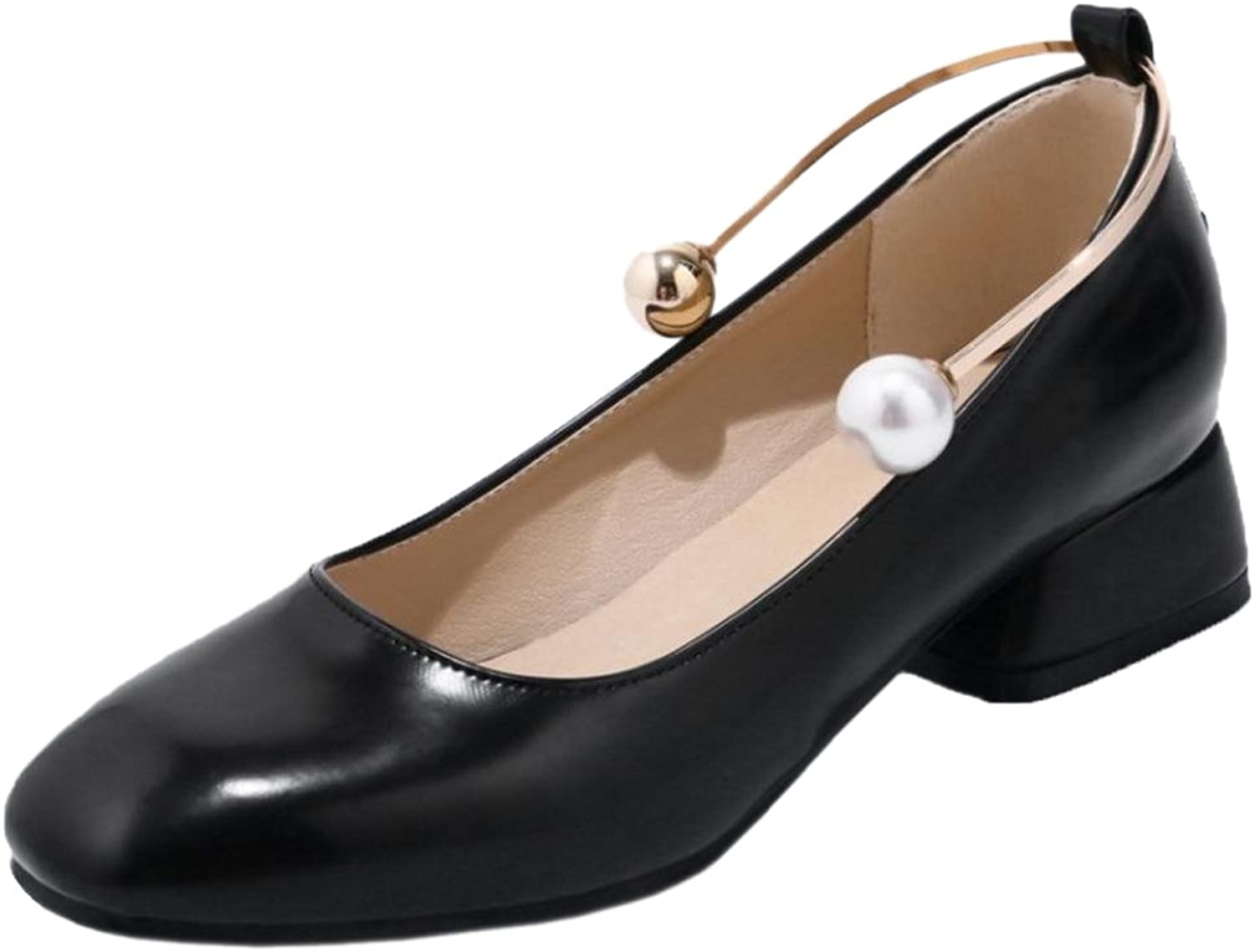 TAOFFEN Women's Flat Court shoes