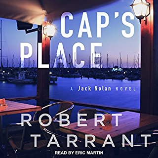 Cap's Place: A Jack Nolan Novel audiobook cover art