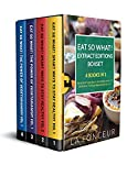 Eat So What! Extract Editions Boxset: 4 Books in 1 | Eat So What! Smart Ways to Stay Healthy Volume 1 & 2, Eat So What! The Power of Vegetarianism Volume 1 & 2