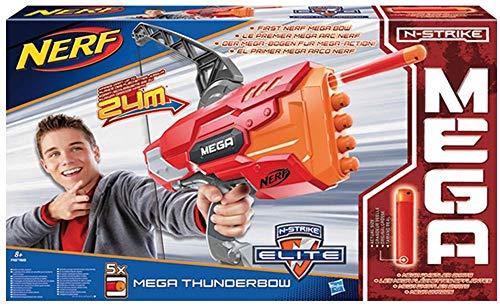 Hasbro A8768EU4 Nerf N-Strike Elite MEGA Thunderbow