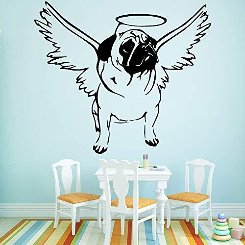 yaonuli muurstickers voor honden, wandlampen, moderne kunst voor babykamer, versierd, voor kinderkamer