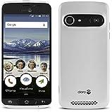 Doro 8040 (débloqué) 16 Go, appareil photo 8 MP, écran 5'', GPS,...