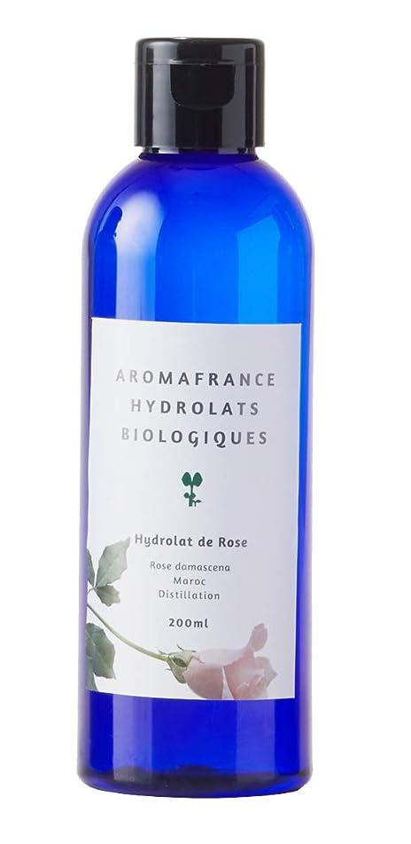マーケティングカビ慈悲アロマフランス(Aroma France)イドロラ ド ローズ 200ml