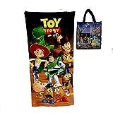Toy Story Beach Towel Toy Story Full Cast Beach Towel 28 x 58...
