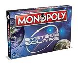 MONOPOLY SYSTÈME SOLAIRE - Jeu de société - Version française